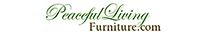 Peaceful Living Furniture Logo